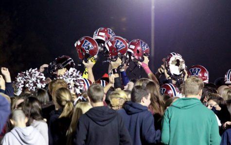 Varsity Football Under the Lights 2012