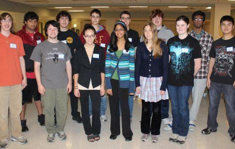 The National Merit Scholar Finalists