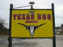 Texas Barbecue: Texas in New England