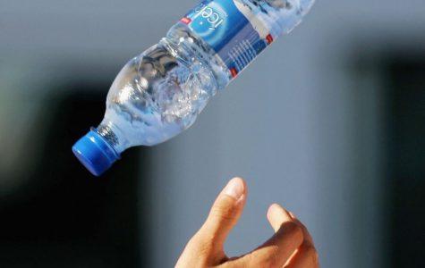 Water Bottle Flipping: Is the bottle half full or half empty?