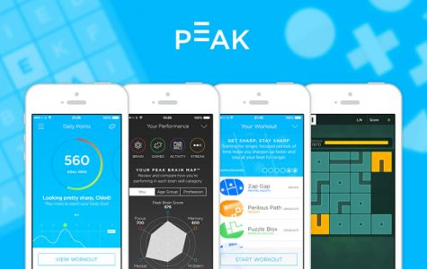 Peak Brain App: A Workout for the Mind