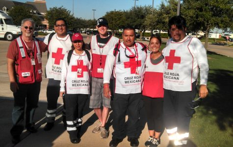 WHS Social Worker Donates Her Time and Skills to Victims of Hurricane Harvey