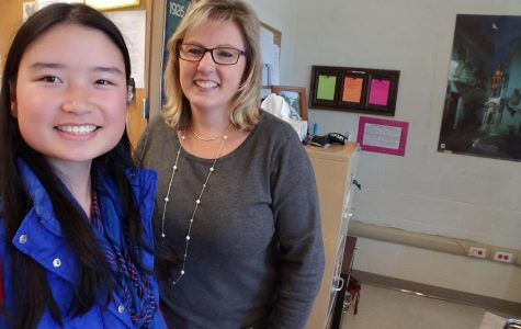 Mrs. Palladino: a teacher with diverse experiences and wisdom