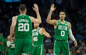 A New Dynasty In The Making: The Boston Celtics