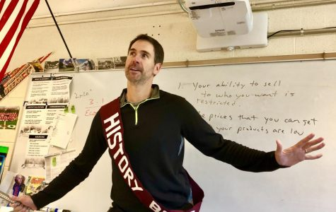 Celebrating Two Decades of Teaching with Mr. Chapman