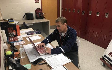 Brian Willar: New Addition to the WHS Teaching Staff