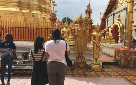 Two Weeks in Thailand: The Monk's Perspective