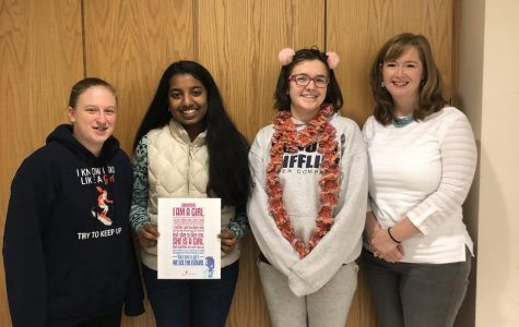 Girl Up: A New Club for Women Empowerment