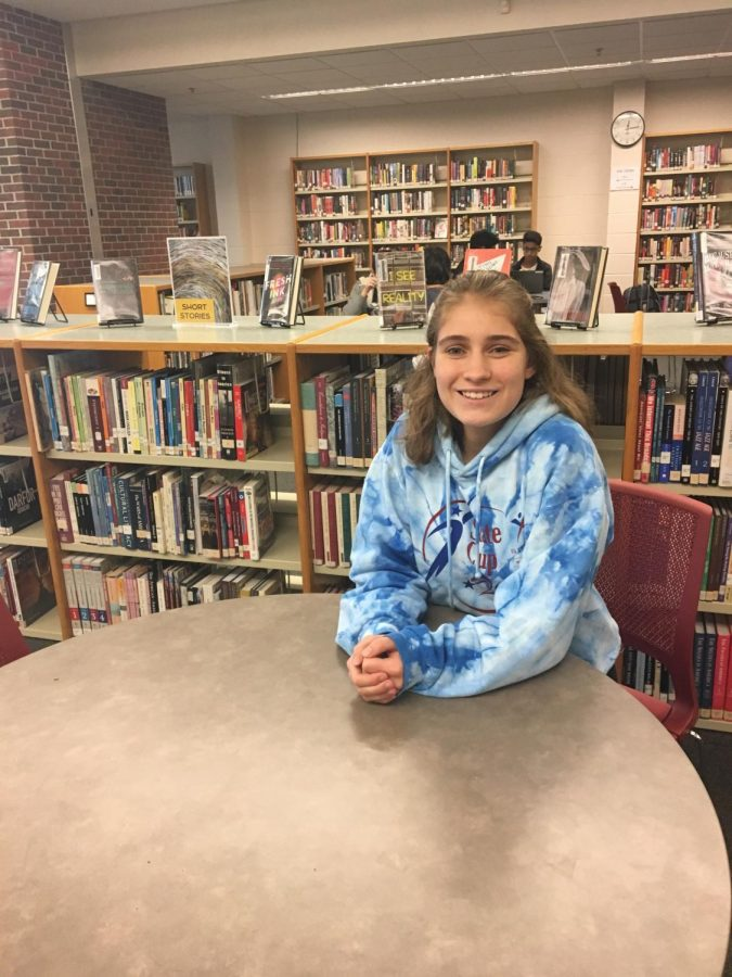 Johnson Organizes Student Leader Roundtables at WHS
