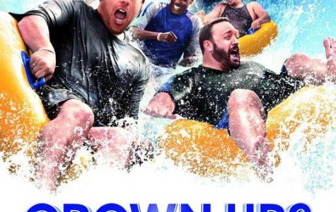 """Too many Comedians in """"Grown Ups"""""""