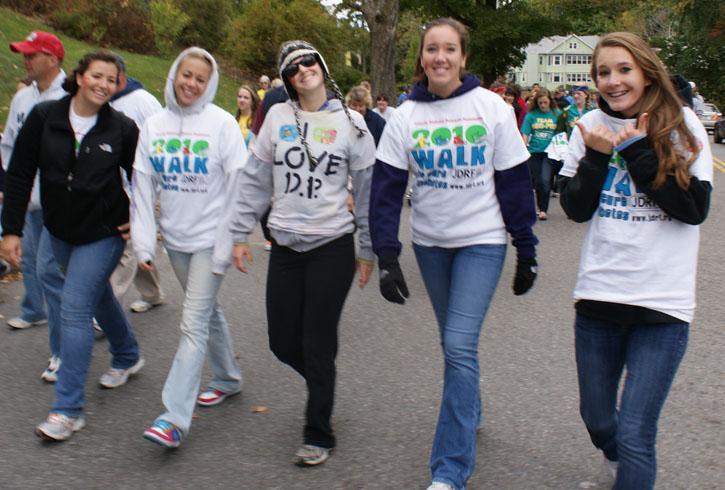 Walk For Diabetes 2010