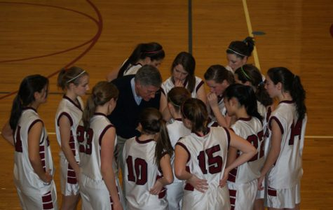 Frosh Girls' Basketball Stays On Top