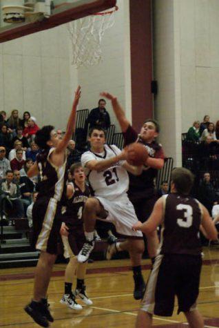Boys Basketball vs. Algonquin