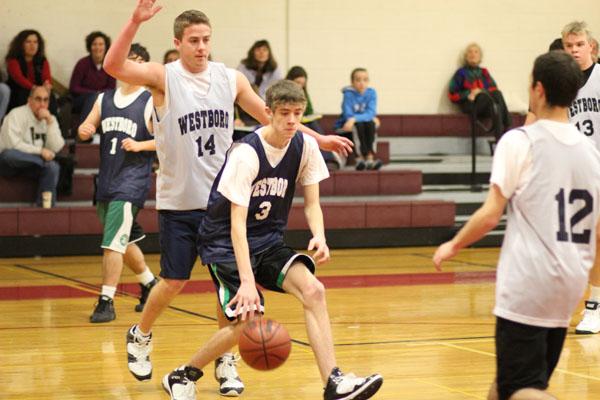 Rec Ball 10 - 11 AM 2/6/2011