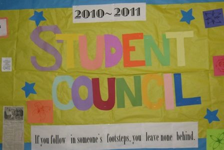 Student Council Changes Executive Board Election Date