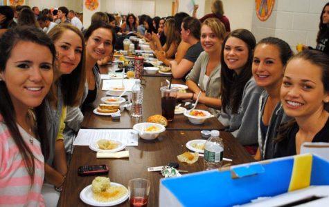 Senior Breakfast 2011