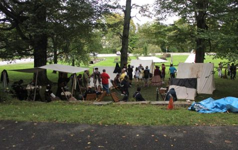 Westborough Civil War Encampment 2011