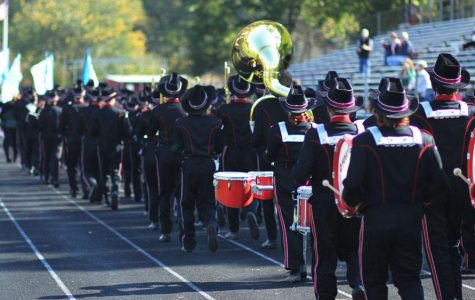 Home Coming 2011 – Marching Band