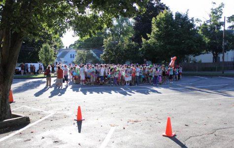 Seniors First Day 2012