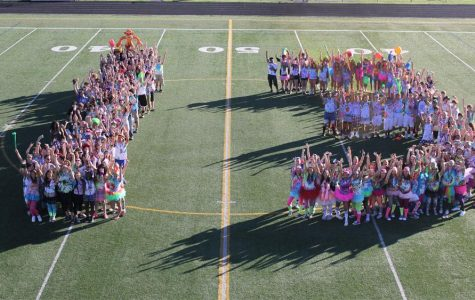 Class of 2013 Picture on Turf
