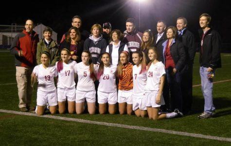 Girls Soccer Under The Lights 2012