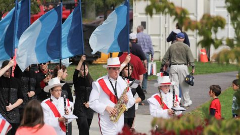 Homecoming Parade 2012