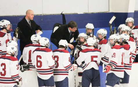WHS Varsity Hockey December 2012