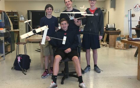 Engineering Club:  Looking to Build Club