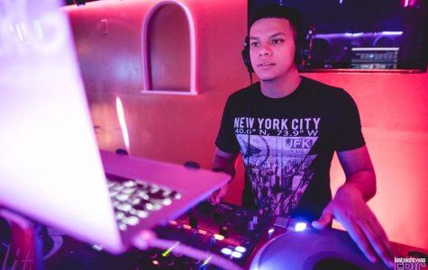 DJ Rivas: The Man Behind the Turntables at Senior Ball