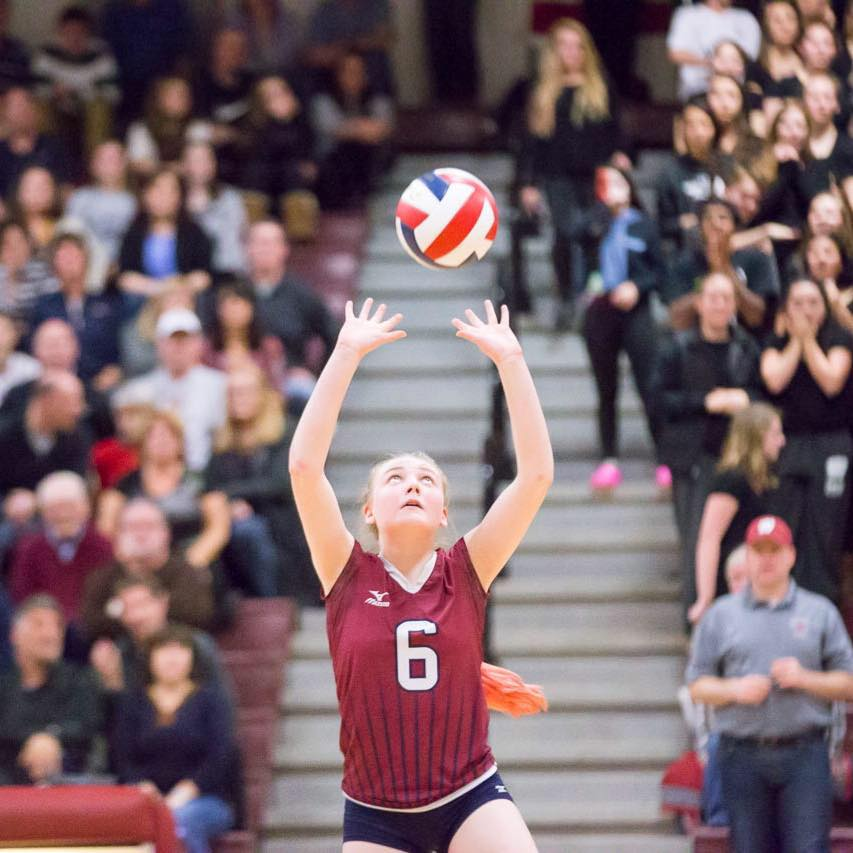WHS Volleyball: Starting Strong