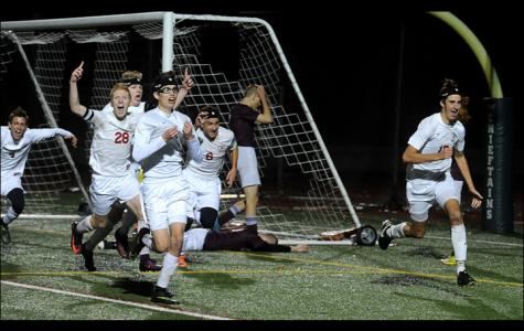 Boys' soccer advances to D1 state final