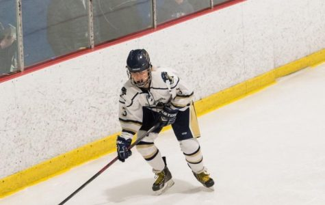 Campbell Brown: WHS Student takes on Shrewsbury Hockey