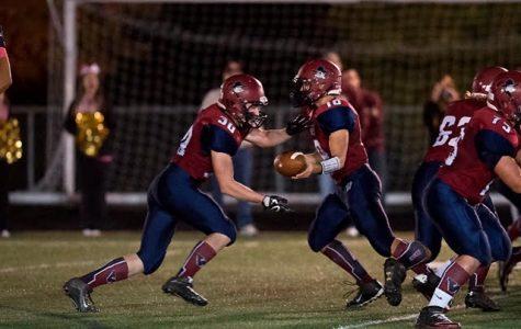 Varsity Football:  Looking for a winning season