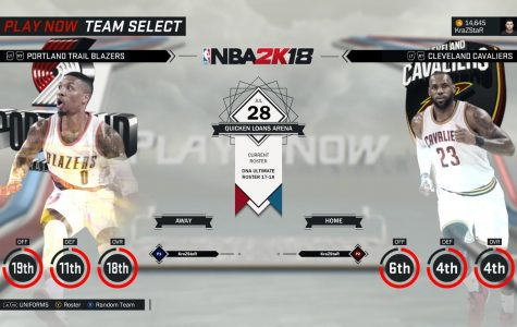 NBA 2K18: The Basketball Video Game Like We've Never Seen It