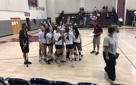 Volleyball Itching for Another State Title