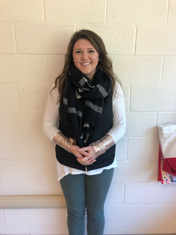 From Northborough to Westborough: WHS teacher Ms. Junker