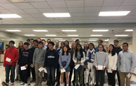 2019 National Merit Scholarship Breakfast