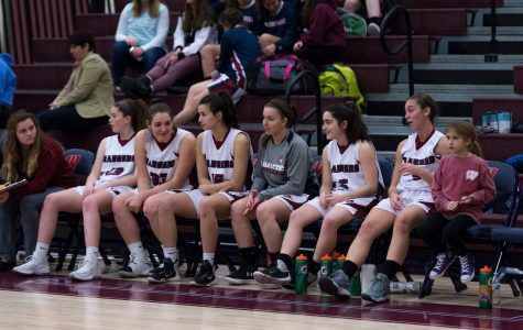 Girls Basketball Strives for Playoffs