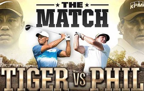 """""""The Match"""": Tiger Woods vs. Phil Mickelson"""