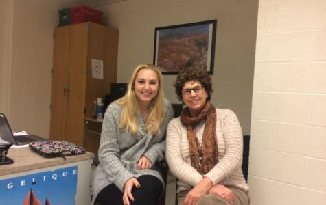 The Terrific Tandem:  Mrs. Breeze and Ms. Uhlman