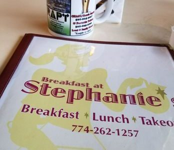 Breakfast at Stephanie's: New Location in Upton