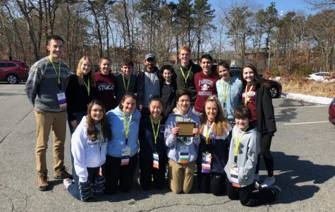 WHS Student Council Attends State Conference