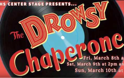 Spofford and Goodman Putting on their Last WHS Musical: A Drowsy Chaperone