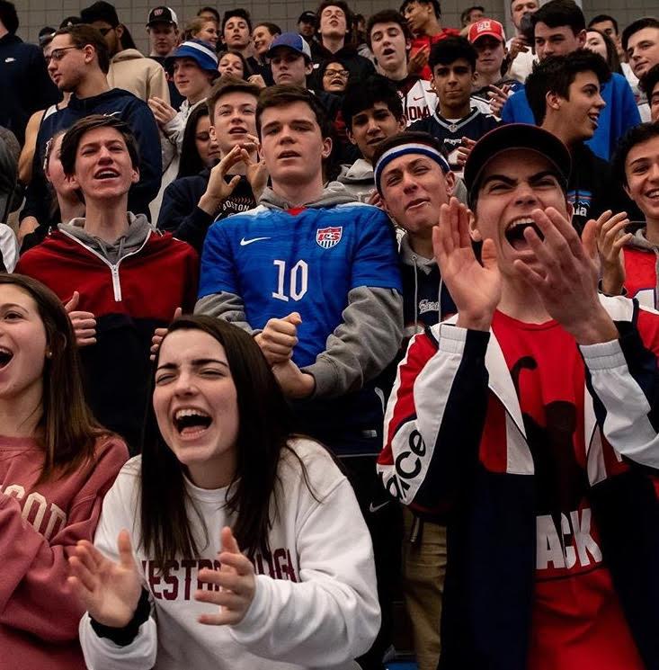 My favorite part of my favorite season: Ranger Nation Fans