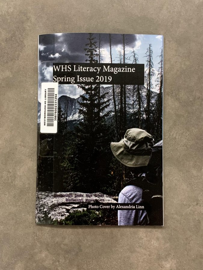 The LitMag wants to showcase your work