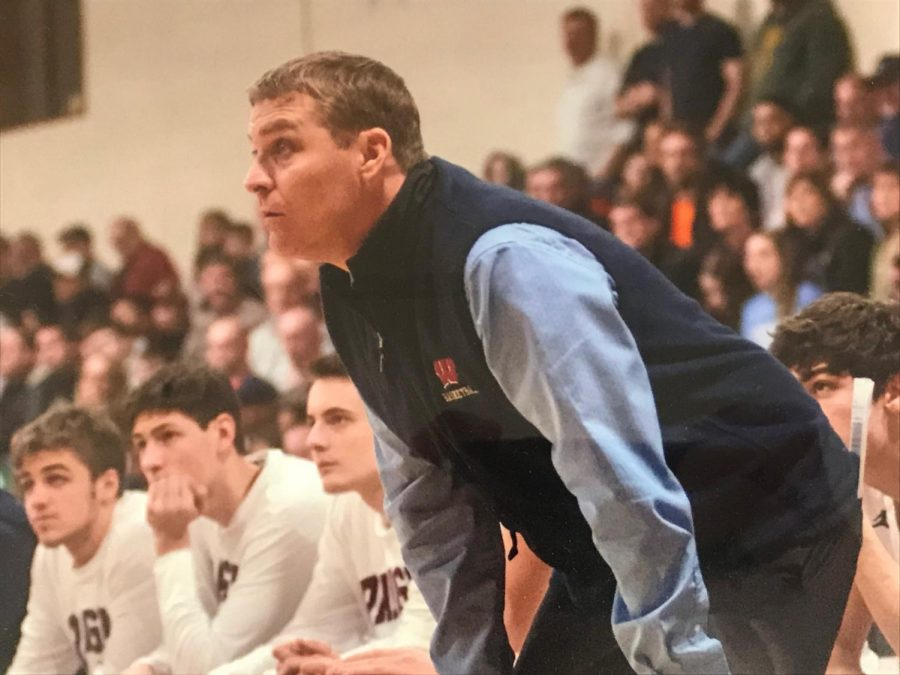 WHS Basketball Coach Willar Wins MBCA Coach of the Year