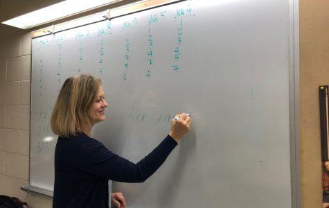 Mrs. Ubarri:  A New Inspiration at WHS