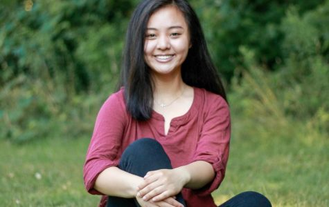 Senior Helen Cai: Photographer and Entrepreneur