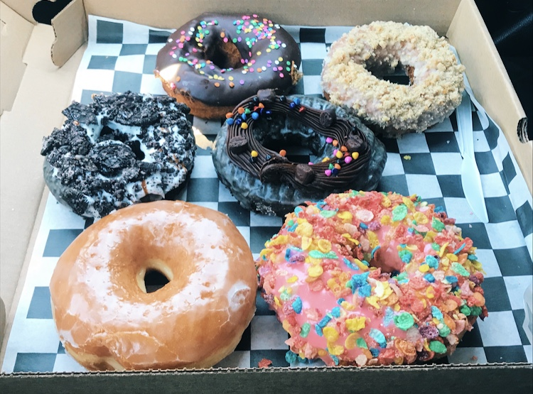 Roccos Doughnuts Company continues to be a popular breakfast spot for Westborough residents.