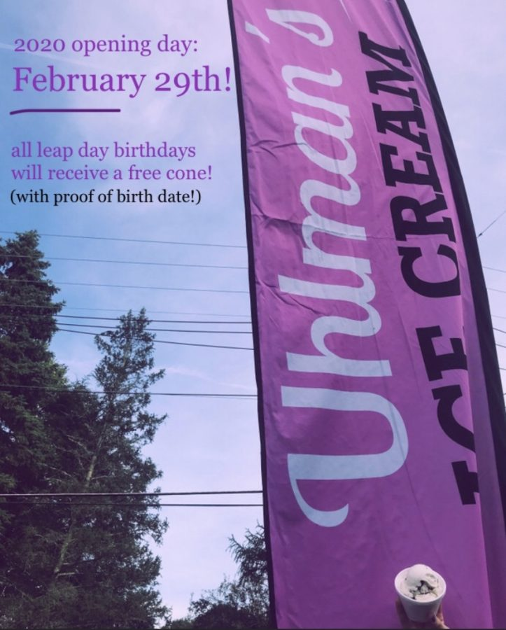 Free+Cones+for+Leap+Year+Birthdays%3A++Uhlman%E2%80%99s+Ice+Cream+Reopens+on+February+29